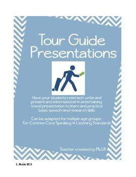 Tour Guide Presentation