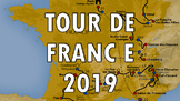 Tour de France 2018  Presentation – lesson, quiz, activity