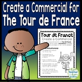 Tour de France Activity: Create a Commercial for the Tour de France