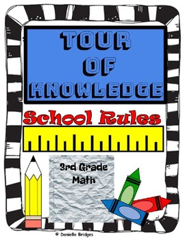 Tour of Knowledge with Decomposing Area Digital and Printable Versions