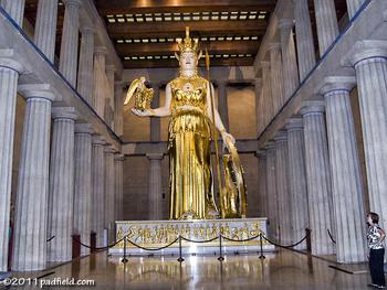 Tour of Nashville's Parthenon