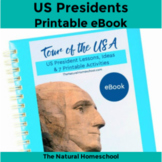 Tour of the USA President Bundle eBook