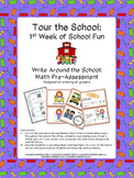Tour the School: Math Pre-Assessment