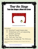 Theatre - Tour the Stage, Meet the Crew & Acting Terms You
