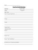 Tour the World Data Sheet