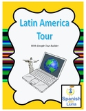Latin America Virtual Tour / Cultural Lesson Plan + WebQuest