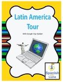 Latin America Tour on Google Tour Builder / Lesson Plan +