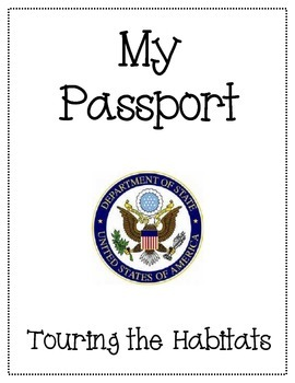 Touring the Habitats: A Habitat Passport