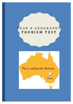 Tourism Test Year 8 Geography