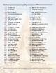 Tourist Attractions Around The World Sentence Match Spanish Worksheet