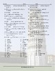Tourist Attractions Around The World Spanish Word Search Worksheet