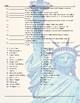 Tourist Attractions Around The World Word Matching Worksheet