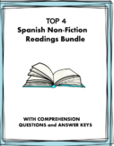 Landmarks and Places of Hispanic World: 10 Lecturas / 40% off! Cultura