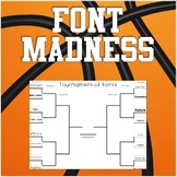 Tournament of Fonts