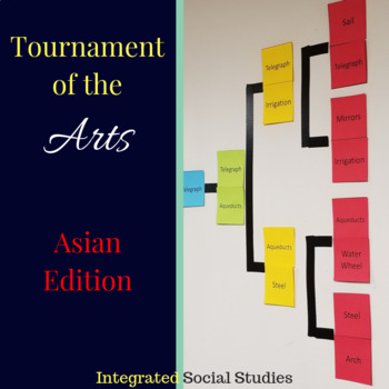 Tournament of the Arts: Asian Edition