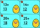 Two Digit Addition and Subtraction Cards