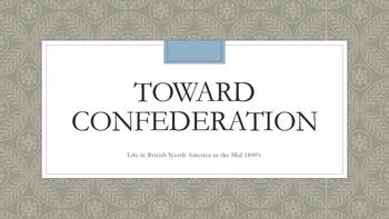 Toward Confederation