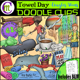 Towel Day Clipart