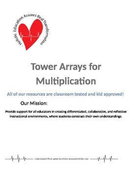 Tower Arrays for Multiplication