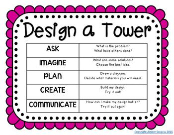 STEM Tower Engineering Challenge