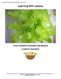 Tower Garden Curriculum -- Compare Three Growing Machines