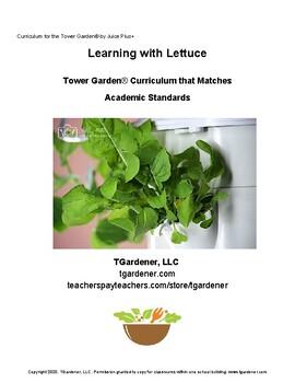 Tower Garden Curriculum for Kindergarten