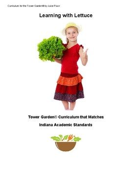 Tower Garden Third Grade Curriculum - What Plants Need to Grow