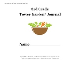 Tower Garden Third Grade Journal - What Plants Need to Grow