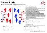 Tower Rush - PE Strategy and coordination game