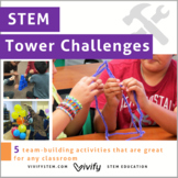 Tower STEM Challenges: 5 Icebreaker Activities