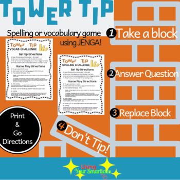 Tower Tip Challenge