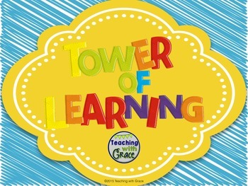 Tower of Learning: Interactive Alphabet and Sight Word Practice