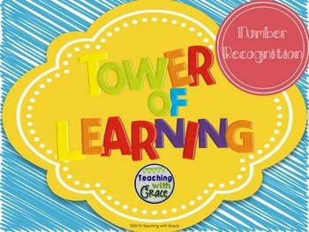 Tower of Learning: Number Recognition