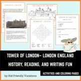 Tower of London - London England - History, Facts, Colorin