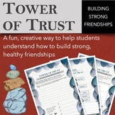 Tower of Trust Friendship Activity