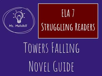 Towers Falling Novel Guide
