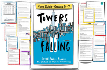 Towers Falling Novel Guide - Jewell Parker Rhodes