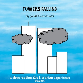 Towers Falling by Jewell Parker Rhodes-CCSS aligned close-