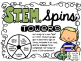 "Towers STEM Spins - A New ""Spin"" on STEM"