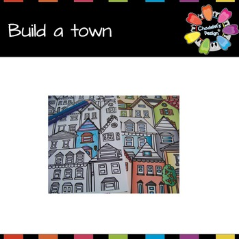 Townhouses - Build a Town!