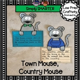 Town Mouse And Country Mouse Book Companion Write About Re
