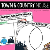 Town Mouse Country Mouse Companion Packet