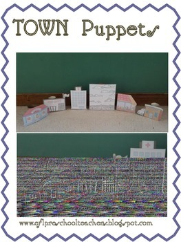 Town Puppets