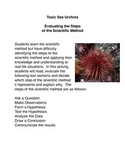 Toxic Sea Urchins:  Evaluating the Steps of the Scientific Method
