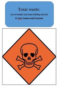 Toxic Waste Game - Icebreaker fun!