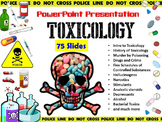 Forensic Science: Toxicology PowerPoint Presentation