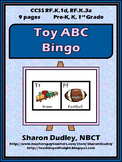 Toy ABC Bingo