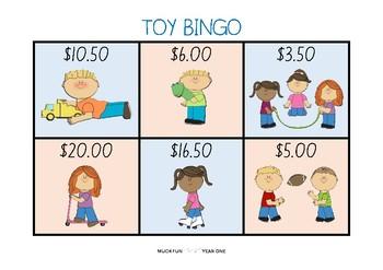 Toy BINGO!