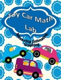 Estimating with Toy Cars Math Lab
