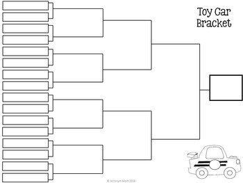 Toy Car Tournament
